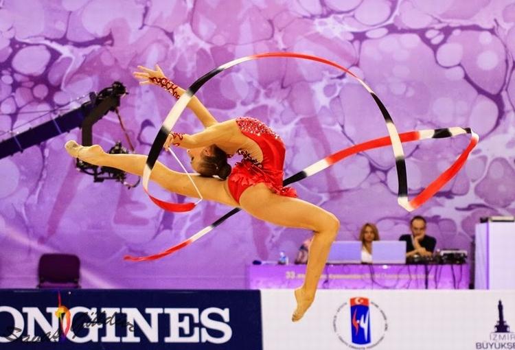 İzmirdə keçirilən bədii gimnastika üzrə Dünya Çempionatı: dördüncü günün nəticələri