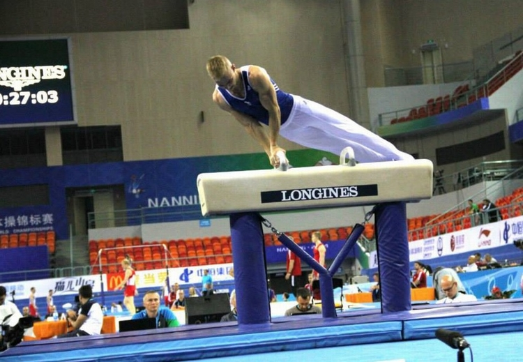 Azerbaijan's gymnast to perform in the China World Championships' final