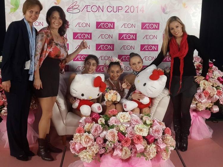 Productive weekend for rhythmic gymnastics: Zhala Piriyeva wins bronze medal