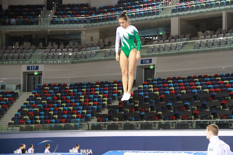 Azerbaijani trampolinists to participate at the World Championships, United States