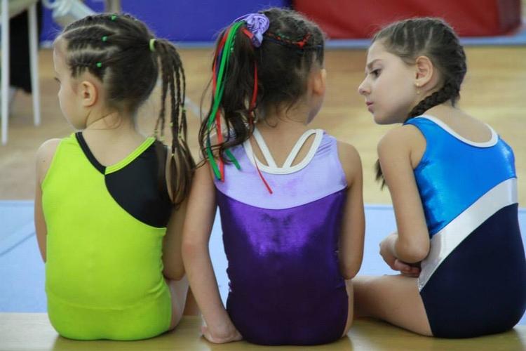 В Азербайджане возрождается женская спортивная гимнастика