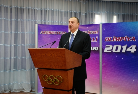 Azerbaijani President awards Marina Durunda