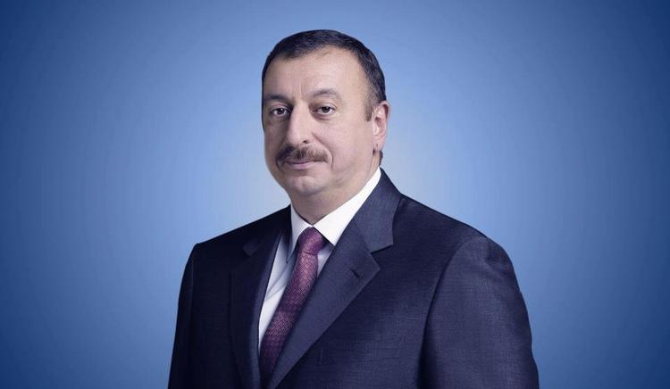 Congratulations to the President of Azerbaijan!