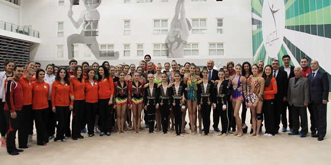First meeting of Azerbaijan Gymnastics Federation