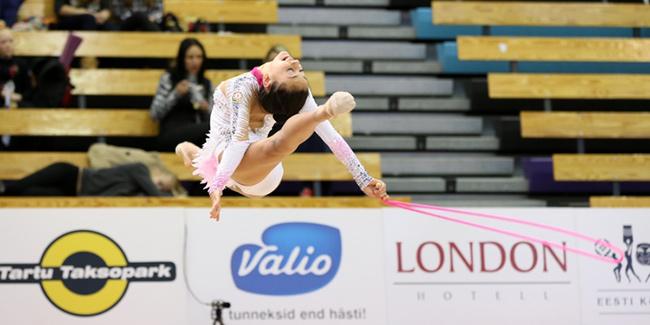 Azərbaycan gimnastları Estoniyadan 12 medal gətirdi
