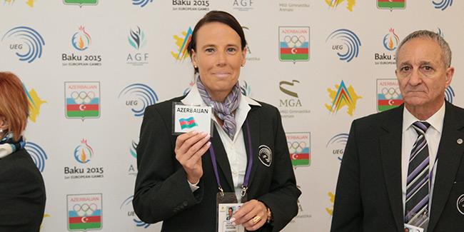 Avropa Oyunlarında olacaq gimnastika növləri üzrə püşkatmanın nəticələri artıq məlumdur
