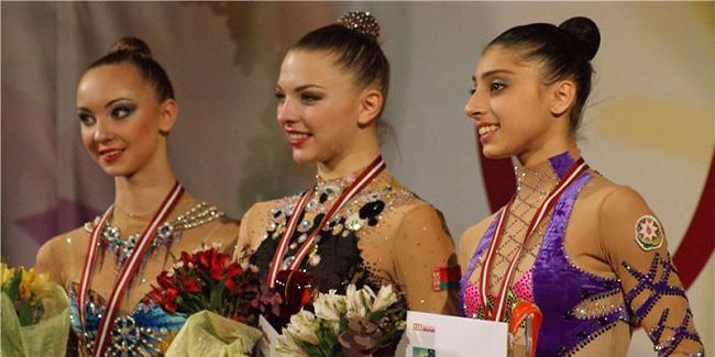 Gimnastlar Latviya və İspaniyadan iki bürünc medal gətirdilər