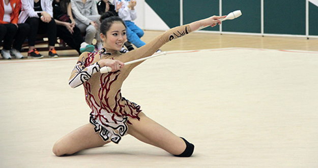 İtalyan gimnast Bakıda təlim-məşq toplanışı keçir