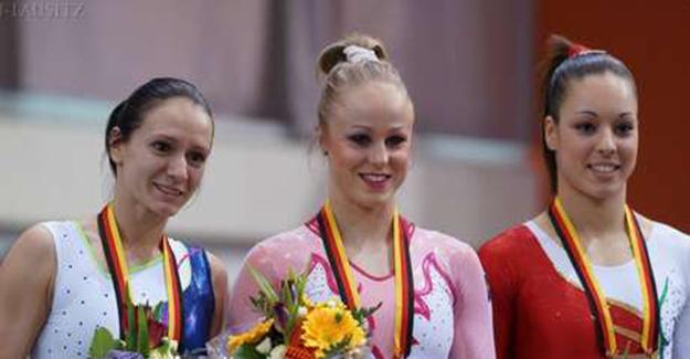 Azərbaycan gimnastı