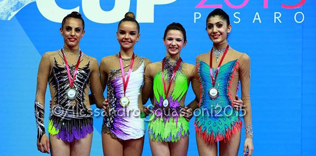 Ayshan Bayramova wins bronze in Italy