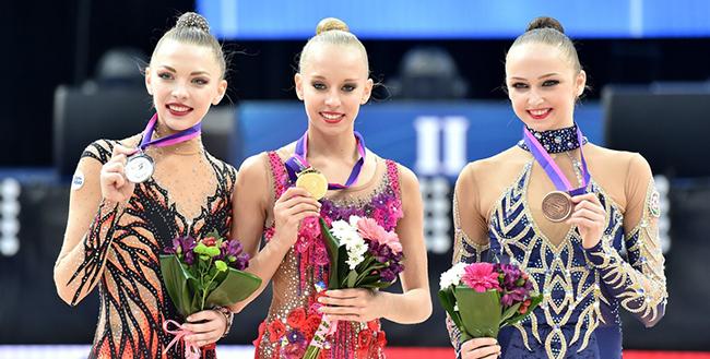 Marina Durunda, bronze medalist of the European Championships!