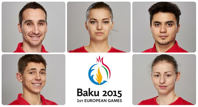 Aerobika gimnastika üzrə qrup: Avropa Oyunları bizim üçün ən mühüm yarışdır