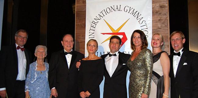 Azerbaijani gymnast inducted in the International Gymnastics Hall of Fame