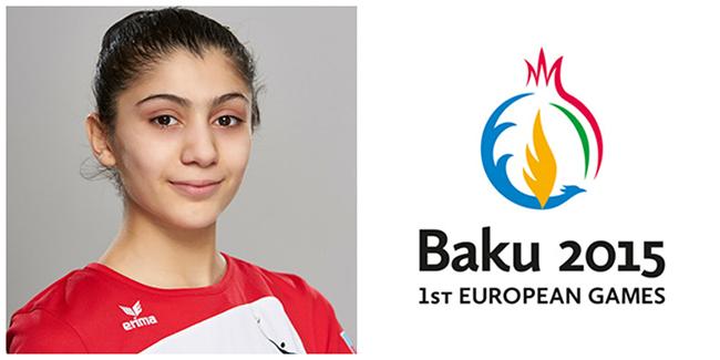 """Айшан Байрамова: """"На Европейских Играх мне хотелось бы выступить достойно"""""""