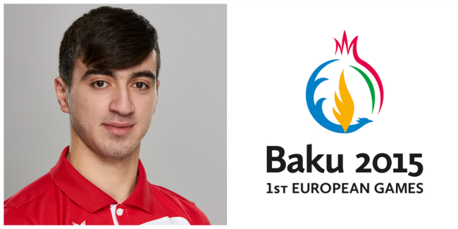 """Eldar Safarov: """"I would like to perform with dignity and not disappoint the team at the European Championships"""""""
