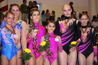 """AZERBAIJANI ACROBATS ARE THE EUROPEAN CHAMPIONS: """"WE HAVE PROVED THAT WE ARE INCLUDED INTO THE LIST OF LEADERS OF THE WORLD ACROBATICS"""""""