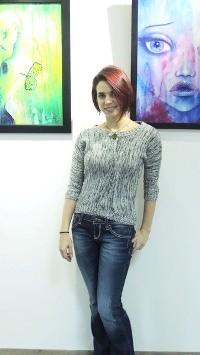 Ната Ибрагимов: Мои работы будут украшать фойе и стены Национальной арены гимнастики в ходе Евро-2014