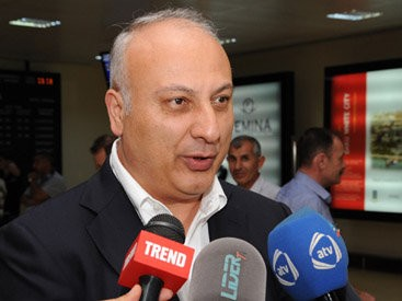 """Altay Hasanov: """"Azerbaijani gymnasts have achieved the goal set at the European Championships in Vienna"""""""