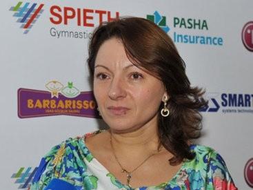 "Mariana VASILEVA: ""İDMANÇILARIMIZIN BÖYÜK POTENSİALLARI VAR"""