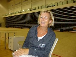 Bente Byanes: Bakıdakı Gimnastika Arenasının dünyada analoqu yoxdur