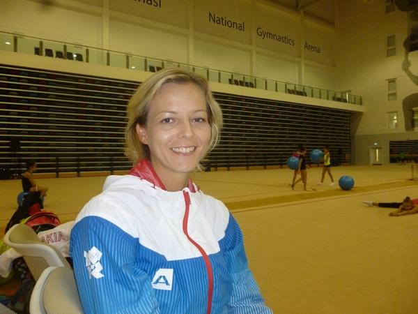 Ивана МОТОЛИКОВА: В Баку замечательные условия для тренировок