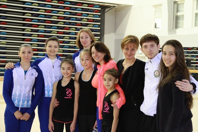 Алия Юсупова: Условия для тренировок очень хорошие, поэтому у вас есть результат