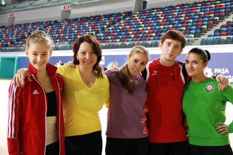 Канадская гимнастка: Я хочу остаться жить в Баку