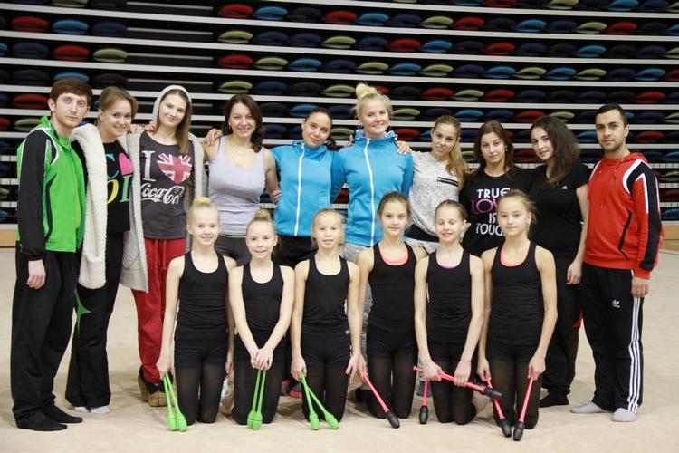 Финский тренер: НГА является лучшим гимнастическим залом, который я когда-либо видела