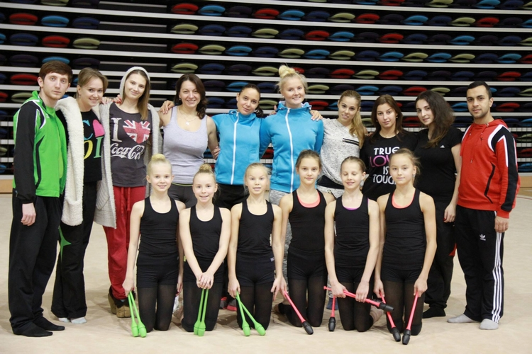 Finnish coach: MGA is the best gymnastics hall I have ever seen