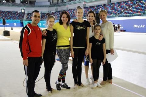 Czech coach: I feel at home in Baku