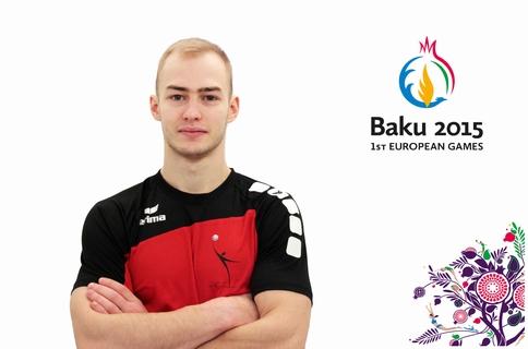 Петр Пахнюк: Готовлюсь к Европейским Играм не жалея себя и своих сил