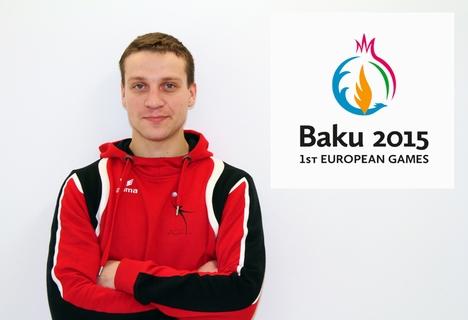Илья Гришунин: Европейские Игры- самый важный старт для меня