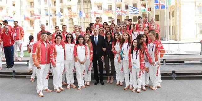 GO AHEAD, AZERBAIJAN!