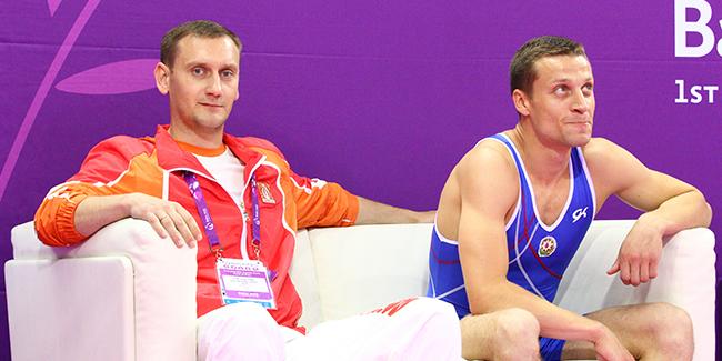 Азербайджанские батутисты квалифицировались в финал