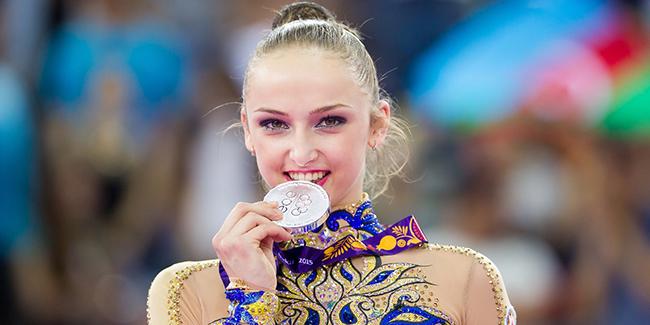 Bu da, Marinadan gümüş medal!!!