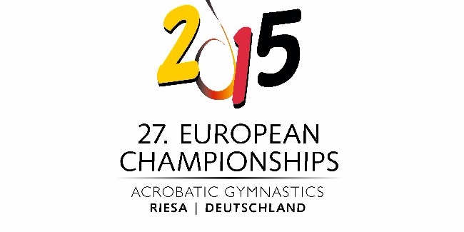 A STEP AWAY FROM THE MEDALS AT THE ACROBATIC GYMNASTICS EUROPEAN CHAMPIONSHIPS
