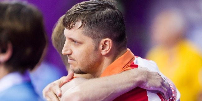 Pavlo Netreba: Stepko and Paknyuk have chances to compete for the World Championships' medals