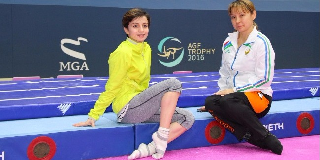 """Lyudmila Li: """"No one can be considered as a weak in sports"""""""