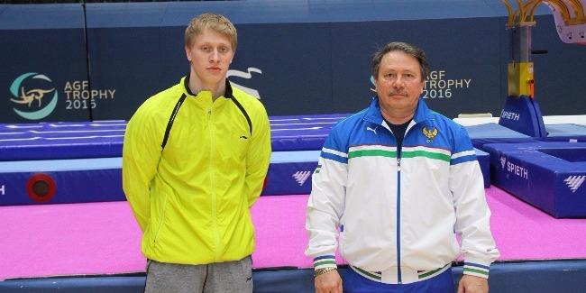 "Konstantin Shaulov: ""Competitors' сomposition of the FIG World Challenge Cup in Baku is impressive"""