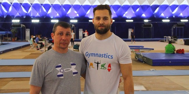 """""""The FIG World Challenge Cup in Baku to be run at the highest level"""" – a gymnast from Israel"""