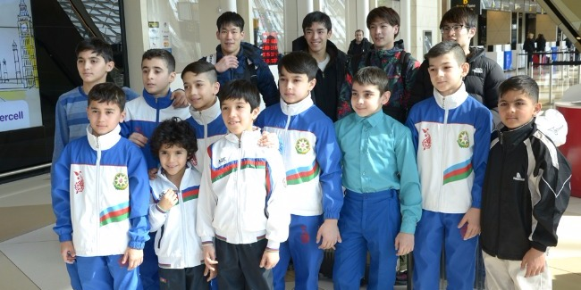 Baku is ready for the FIG World Challenge Cup in Artistic Gymnastics