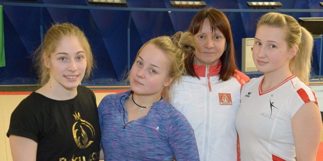 """""""Azerbaijan expects only good results at the FIG World Challenge Cup in Artistic Gymnastics"""" - Head Coach"""