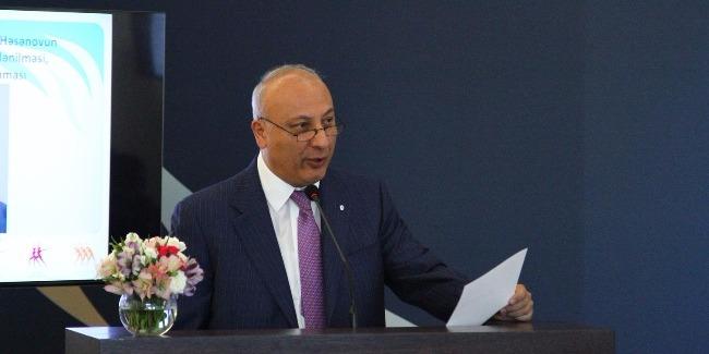 Altay Həsənov: Bakı regionun idman paytaxtına çevrilir