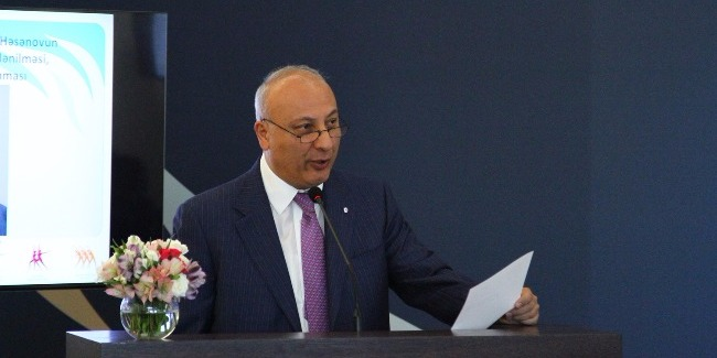 AGF Vice-president Altay Hasanov: Baku turns out to be sports capital of region