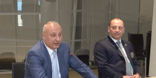 Orientation Meeting of heads and representatives of delegations participating in the FIG World Cup in Trampoline Gymnastics in Baku (PHOTOS)