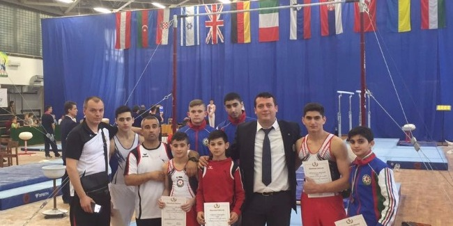 JUNIORS' 8 MEDALS FROM BUDAPEST CUP