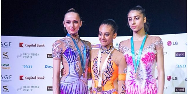 Jalə Piriyeva Marina Durundanı üstələyərək Azərbaycan Çempionu oldu