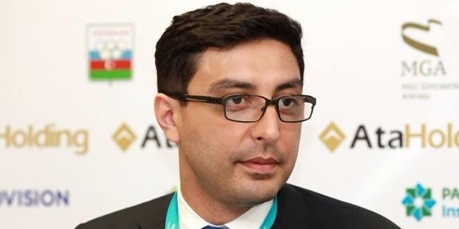 """Farid Gaibov: """"Azerbaijan Gymnastics Federation within top five FIG Federations"""""""