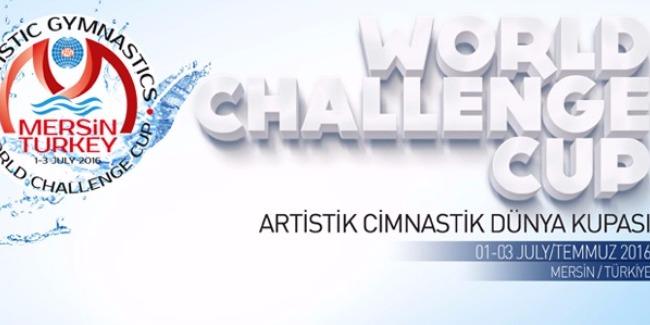 TURKISH WORLD ARTISTIC GYMNASTICS CHALLENGE CUP