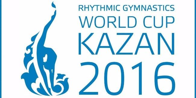 KAZAN'S WORLD CUP IN RHYTHMIC GYMNASTICS